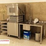 Kingfoods cung cấp các loại máy rửa bát công nghiệp nhập khẩu từ hàn quốc,châu âu
