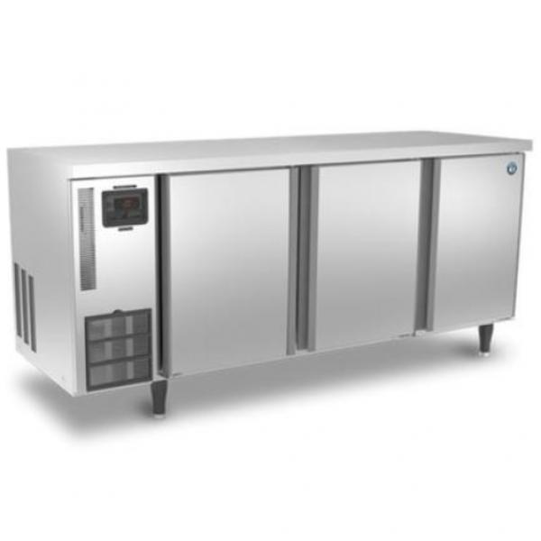 Bàn lạnh công nghiệp 3 cánh inox 1m8 Hoshizaki RTW-186LS4