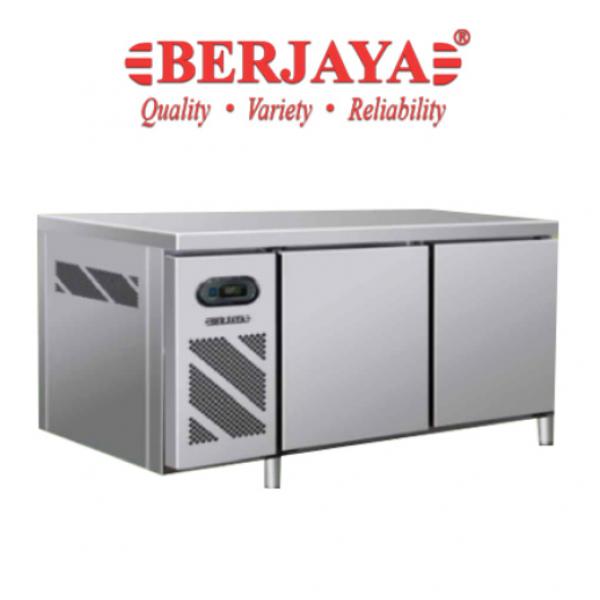 Bàn lạnh nửa đông nửa mát 2 cánh Berjaya BS 2DCF6/Z