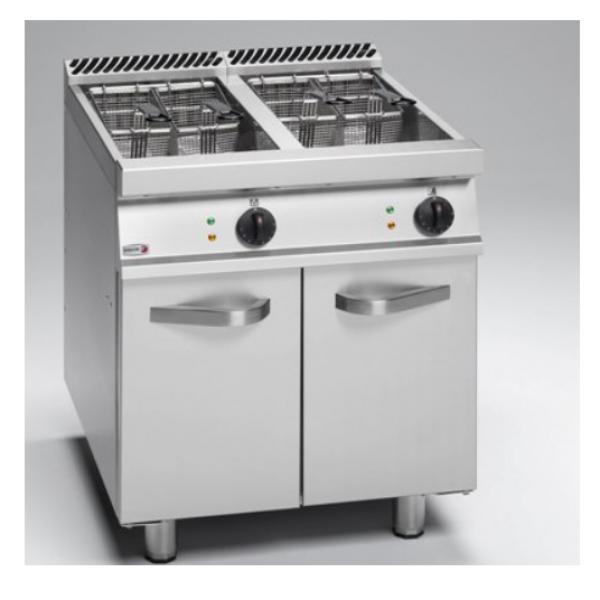 Bếp chiên nhúng đôi dùng điện Fagor FE7-10 2C