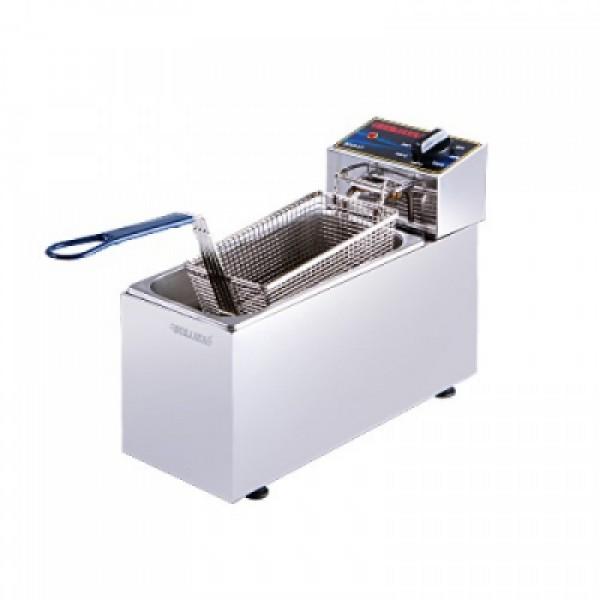 Bếp chiên nhúng đơn 6 lít chạy điện Berjaya DF13-17