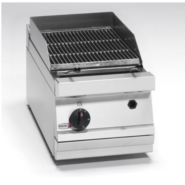 Bếp nướng than nhân tạo dùng gas Fagor BG7-05