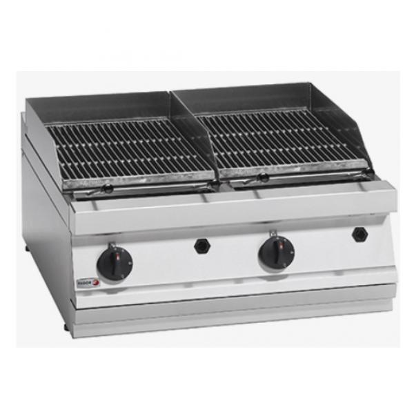 Bếp nướng than nhân tạo dùng gas Fagor BG7-10 I