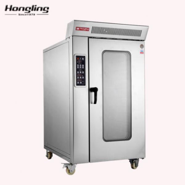 Lò nướng bánh mì đối lưu 10 khay gas Hongling RX-10Q-N