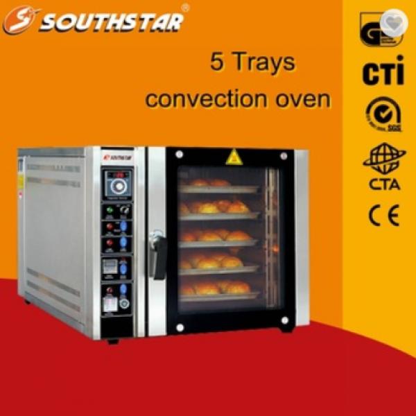 Lò nướng bánh mì đối lưu 5 khay điện Southstar NFC-5D