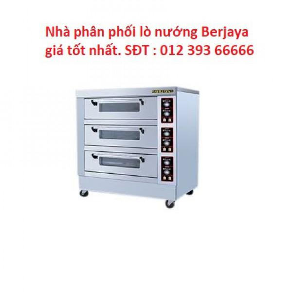 Lò nướng Điện 3 Tầng 9 Khay BJY-E25KW-3BD