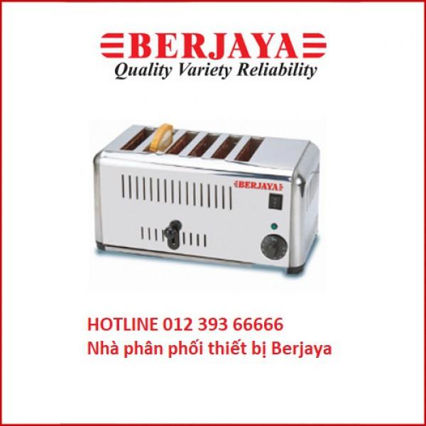 Máy nướng bánh mỳ 6 ngăn Berjaya BJY-T6