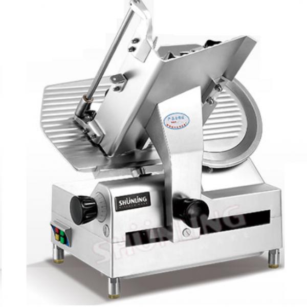Máy thái thịt tự động Shunling SL-300E